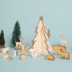 Baby Bottega Fills Your Christmas with Magic and Joy http://petitandsmall.com/baby-bottega-christmas-magic-joy/