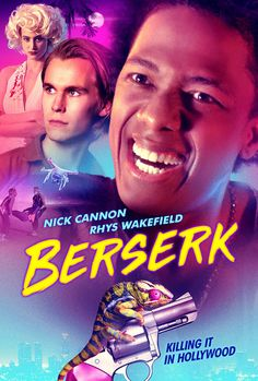 Movie Trailers - Berserk - Trailer: Berserk follows Raffy Rivers (Nick Cannon), a fading movie star in need of a career revival… - View More