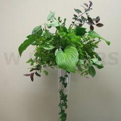 tall glass vase centerpiece ideas | Tall vase centerpieces « Bollea – Floral Design Gallery