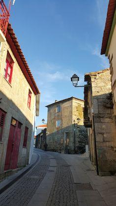 Aldeia de Barcos - Tabuaço © Viaje Comigo Douro Portugal, Portuguese Language, Natural Wonders, Homeland, Thesis, Past, Kitty, Smile, Architecture