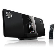 Micro System Hi-Fi Philips DCM276 10W RMS USB Direct MP3/WMA - Philips com o melhor preço é no Walmart!