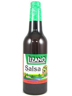 Salsa Lizano - my fave!