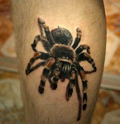 Spider tattoo on calves new school by Anna Bubnova Tattoos For Guys, Tattoos For Women, Spider Tattoo, Calf Tattoo, Tattoo Photos, Calves, Tattoo Ideas, Anna, 3d