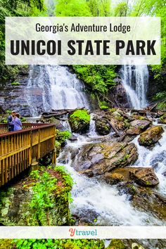 From the the Beautiful Anna Ruby Falls to the Unicoi Zipline & Aerial Adventure Tour, there is so much fun to be had at Georgia's Adventure Lodge, Unicoi State Park! Learn more and start planning your visit on our blog. #AdventurePark #AdventureVacations #FamilyAdventure #OutdoorFun #FamilyRoadTrip #USRoadTrips #FamilyTravel Family Road Trips, Road Trip Usa, Family Travel, Adventure Tours, Family Adventure, Park Lodge, The Perfect Getaway, Road Trip Hacks, Great Vacations