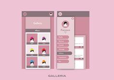 App woman - L'idea di applicazione SOCIAL dedicata esclusivamente all'universo femminile.   9° pubblicazione: Galleria.