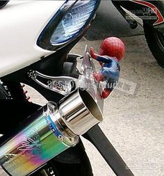 Cute Motorcycle Accessories Parts