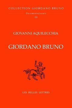 Giordano Bruno Bruno, Books, Movie Posters, Books To Read, Italian Renaissance, Bayreuth, Libros, Book, Film Poster