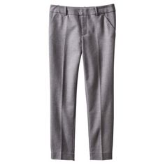 9/16 - $27.99 - Merona® Women's Tailored Ankle Pant (Classic Fit) - Solids Ankle Pants, Stretch Fabric, Pajama Pants, Sweatpants, Classic, Fitness, Cotton, Shopping, Style