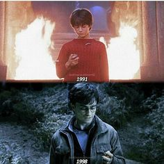 Cry:'( potter