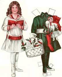 Miss Betty Bonnet Shops Early http://artful-journey.com/2006/11/