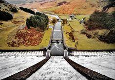 Claerwen Dam- Elan Valley