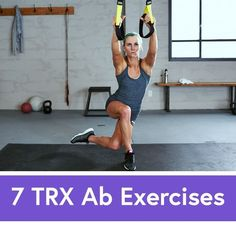 Body-Sculpting TRX Abs Workouts