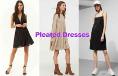 Fashion review latest in pleated dresses   Fashion Advice Irish Fashion, Pleated Dresses, Fashion Advice, Teen Fashion, Fashion Online, Fashion Dresses, Summer Dresses, Style, Fashion Show Dresses