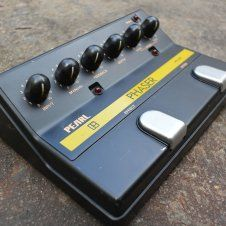 Vintage Pearl PH-44 Dual Analog Phaser Effects Pedal | Reverb