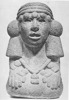 Pre-Columbian Goddesses of Central America - Chalchihuitlicue