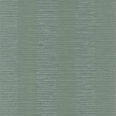 Karmen Green Crepe Stripe