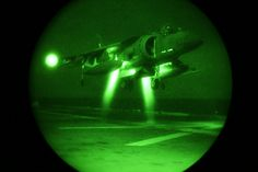 Vertical Night Landing by United States Marine Corps Official Page