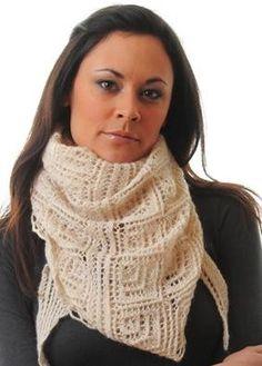 Lace sjal - strikkes i babyalpaca fra BC garn Shawl, Knitting, Fashion, Tejidos, Threading, Moda, Tricot, Fashion Styles, Breien