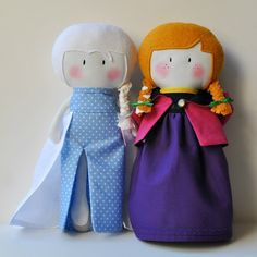 My Teeny-Tiny Dolls® Elisa and Annalise Set