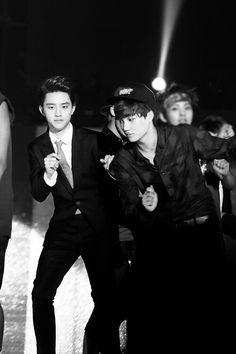 EXO | D.O and KAI