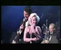 """▶ """"Dean Martin & Marilyn Monroe"""" Tribute Show - YouTube Oh, the  smoking guy, he is Dean Martin!"""
