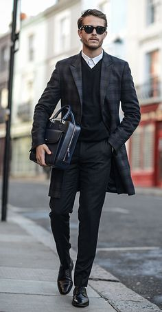 Men's Outfit Ideas | Men's Fashion | Menswear | Business Style | Moda Masculina | Shop at designerclothingfans.com