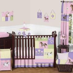New Fancy Baby Bedding