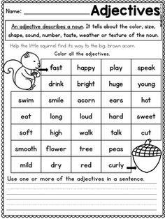 Worksheet Adjectives Worksheet For First Grade common and proper nouns worksheets worksheet worksheets