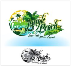 New logo wanted for Jungle Beach Resort by just©