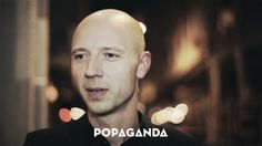 Ο Sivert Hoyem στην Popaganda