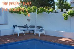 Wanna try? Andalucia, Malaga, Are You Happy, Spain, Outdoor Decor, Home Decor, Homemade Home Decor, Decoration Home, Interior Decorating