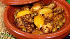 Chicken Tagine Mchermel / طاجين الدجاج مشرمل - CookingWithAlia - Episode 409