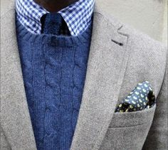 I love it all but the pocket square.