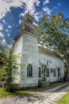 ideas about Old Country Churches Abandoned Churches, Old Churches, Abandoned Places, Old Time Religion, Old Country Churches, Church Pictures, Take Me To Church, Church Architecture, Cathedral Church