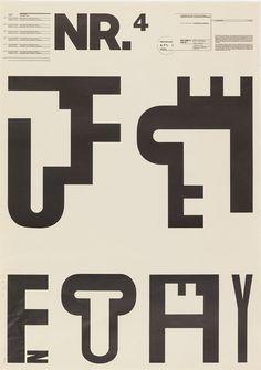 Ellen Lupton's top ten favorite typographic posters of all time   Typeroom.eu
