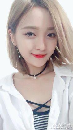 WJSN - Wu XuānYí #선의 #吳宣儀 #宣儀 #우쉬안이 selca 160915 #우주소녀 #셀카