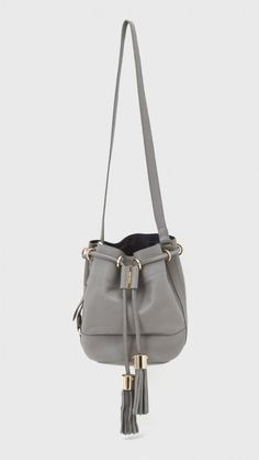 See by Chloe Cross Body Bag in Cashmere Grey | The Dreslyn