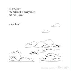 Beautiful and sad Rupi Kaur