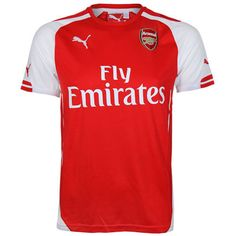 new styles 0af6a 2ed90 Uniforms 175652 Puma Afc Home Replica Arsenal Jersey - 746446 Adult S -  BUY IT NOW ONLY 45 on eBay!