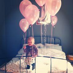 Baby Bday Photo Op Ideas.