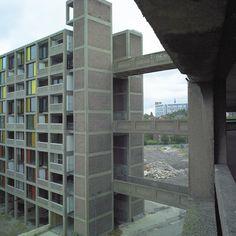 PARK HILL ESTATE | SHEFFIELD | ENGLAND: *Constructed: 1957-1961; Designed by: Jack Lynn & Ivor Smith; Grade II Listed; Renovation: 2009-....*