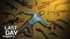 Earth Games, Post Apocalypse, Deadpool, Weapons, Youtube Thumbnail, Survival Kit, Base, Zombie Apocolypse, Military Police