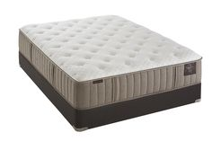 Stearns & Foster Estate Bella Claire Luxury Plush Mattress | Bedplanet.com | Bedplanet