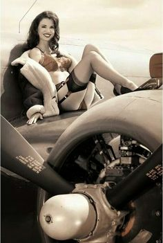 """""""Propelled"""" #pinup"""