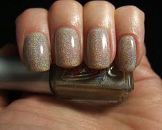 2026 Sand Grey Holographic Våren 2012