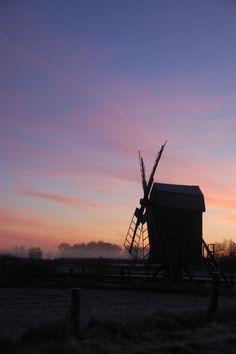 Windmill - Öland, Sweden