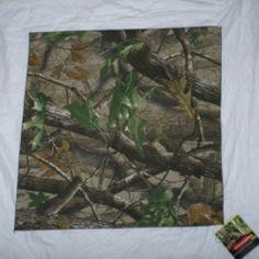 "22"" Camo Bandana Real Tree AP Hardwoods Green USA   eBay twistedpeace"