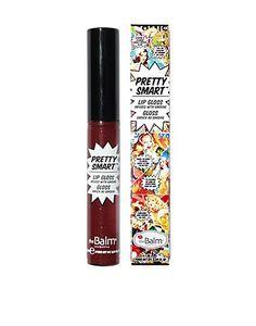 The Balm Boom! Pretty Smart Lipgloss #women #covetme #thebalm