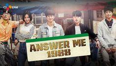 Durante toda la emoción de las Olimpiadas de Seúl de 1988, un grupo de adolescentes viven la época de cuando Corea del Sur es lanzado como país al ...