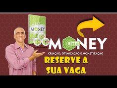 Curso Money Sites Gold - 3 Aulas Gratuitas   Reserve Sua Vaga